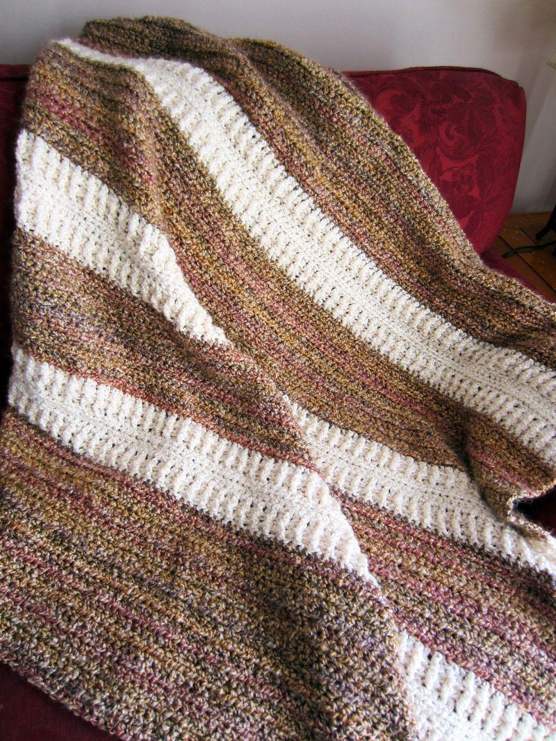 Cozy Afghan 1