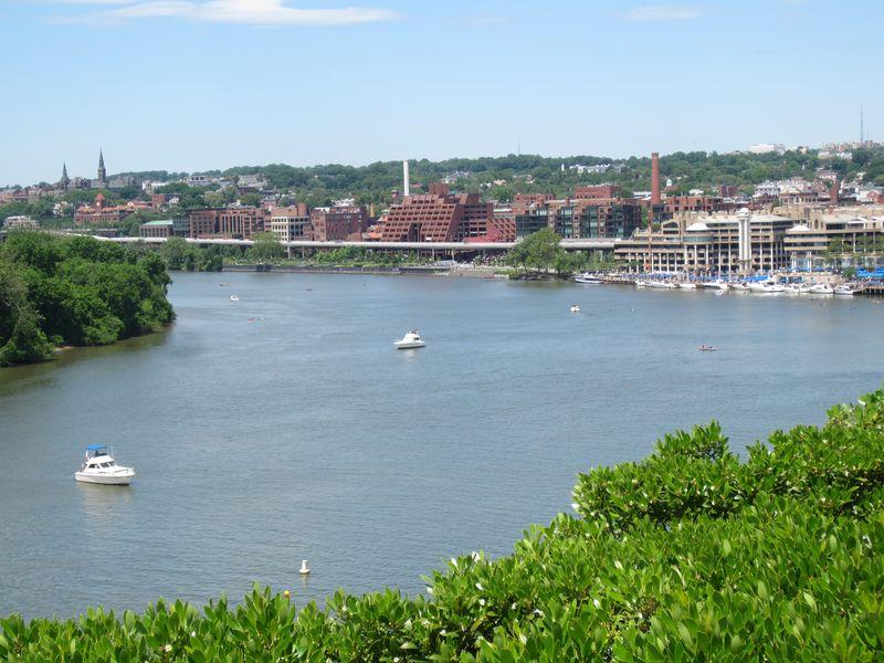 Potomac-georgetown-dc