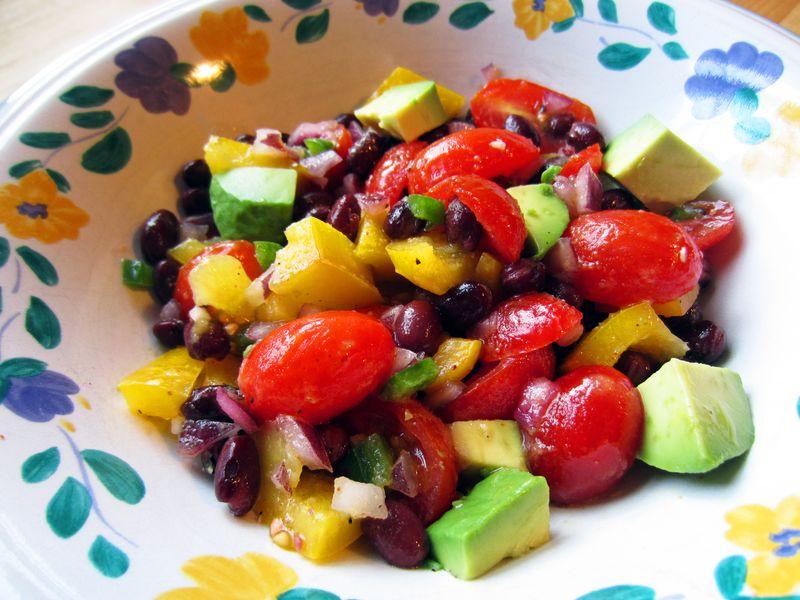 Ina Garten Guacamole Salad
