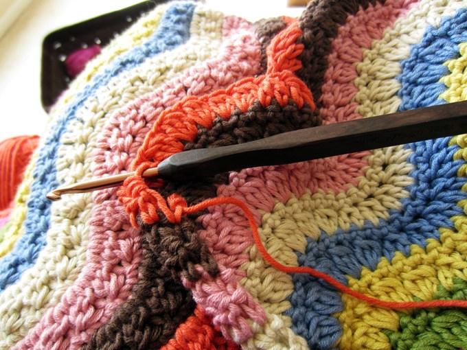 Square Crochet Hook Jan 12