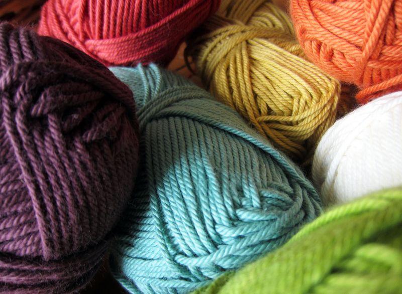 Rowan Handknit Cotton Yarn goodness
