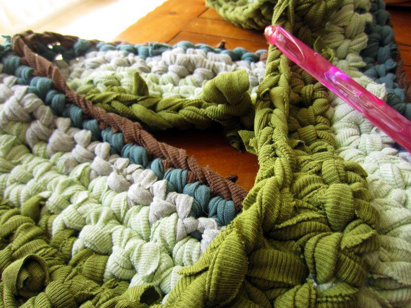 Start-of-my-rag-rug