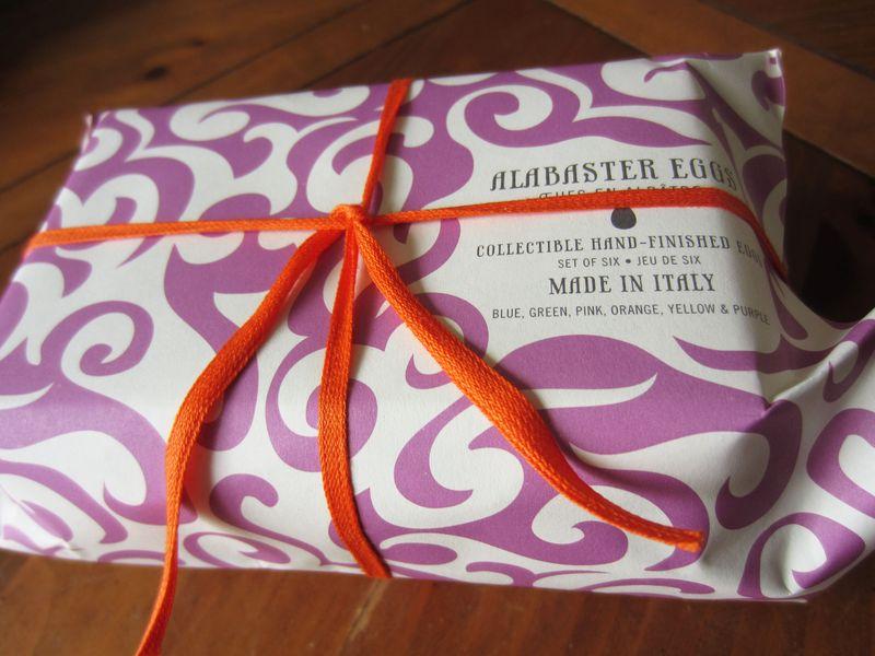 Williams-sonoma-alabaster-eggs-packaging