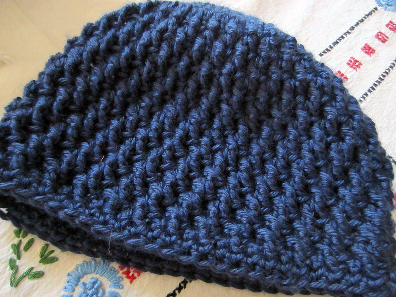First-crochet-hat