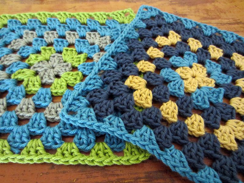 Granny-square-a-week-two